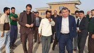 تکمیل دو واحد مسکونی از 13 واحد مسکونی تخریبی روستای چایلی در سیل