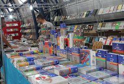 فروش بیش از ۲ میلیارد و ۷۰۰ میلیون ریال بن کتاب در نمایشگاه سراسری کتاب گلستان