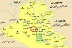 داعش از کربلا دور شد +نقشه