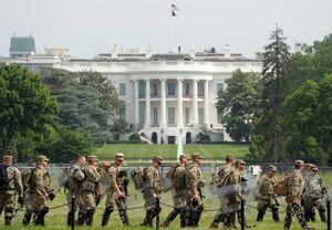فیلم/ آیا اختلافات به داخل کاخ سفید رسیده است؟