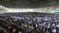 محل برگزاری نماز جمعه تهران تغییر کرد