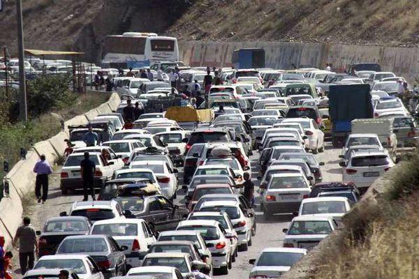افزایش 10 درصدی حجم تردد در جاده های کشور