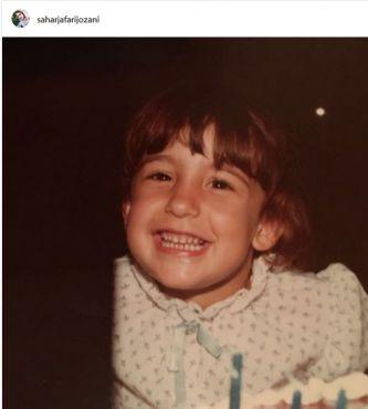 بازیگر مشهور زن در کودکی + عکس