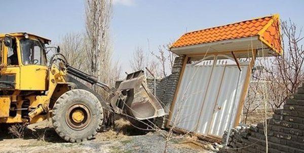 6.5 هکتار از اراضی کشاورزی در گرگان آزاد شد