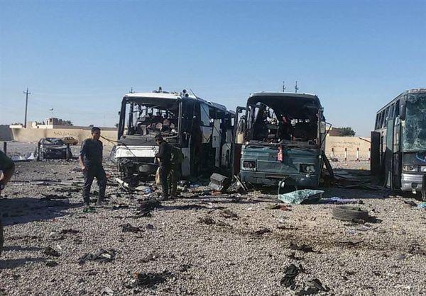 شهادت ۱۰ زائر ایرانی در حمله انتحاری در سامرا