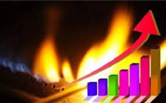 قیمت گاز طبیعی از سوی معاون اول رئیس جمهور 15 درصد افزایش یافت