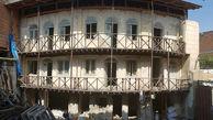 پایان مرمت اضطراری ۳ بنای تاریخی بافت تاریخی گرگان