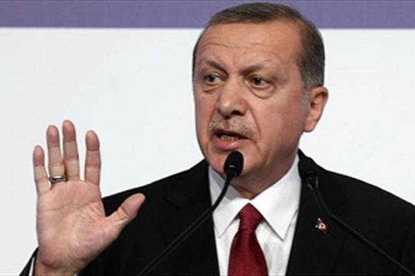 مصاحبه اردوغان با رسانه آل سعود