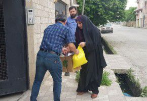 توزیع 120 بسته حمایتی میان ایثارگران فاقد درآمد شهرستان کردکوی