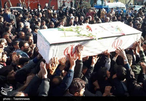پیکر مطهر ۴ شهید گمنام در دانشگاههای گلستان تشییع و تدفین میشود