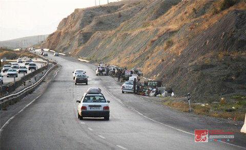 جولان خودروهای غیربومی در استانها / مسافرانی که کرونا سوغات میآورند