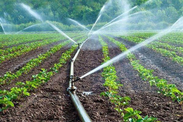 ۱۵ هزار هکتار از اراضی گلستان به سیستم آبیاری نوین مجهز می شود