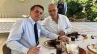 وقتی حرام خوری سفیر اسرائیل سانسور شد + عکس