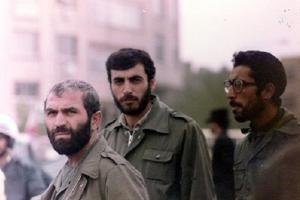 تصاویر دیده نشده  از سردار شهید همدانی