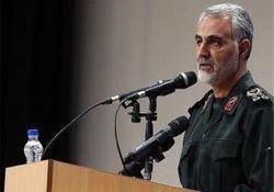 فیلم/ تحلیل حاج قاسم سلیمانی از امنیت در ایران 