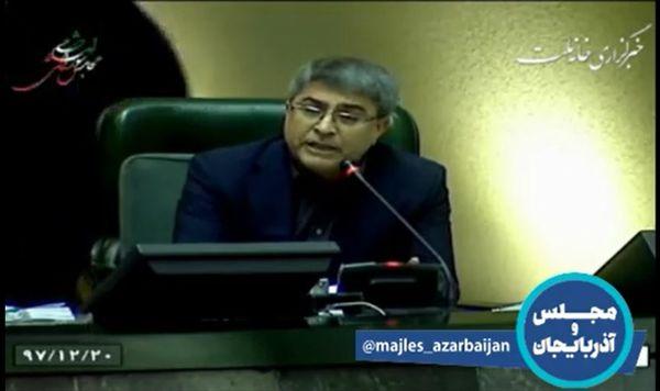 فیلم درگیریهای تند امروز در مجلس بر سر محمدخاتمی
