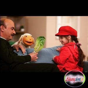 دانلود برنامه کلاه قرمزی ۹۴ با حضور بنیامین بهادری و دخترش بارانا