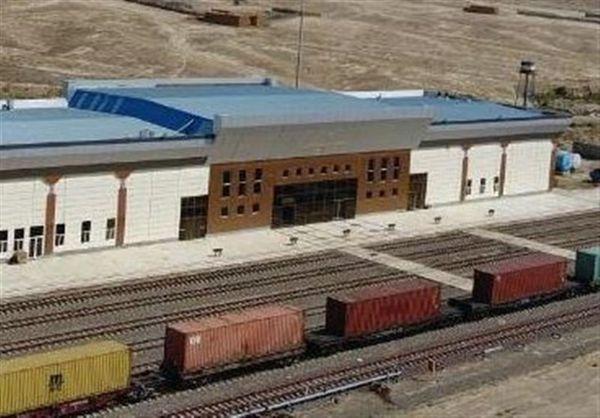 دومین محموله کالاهای ایرانی به ترکمنستان از مرز ریلی اینچه برون صادر شد