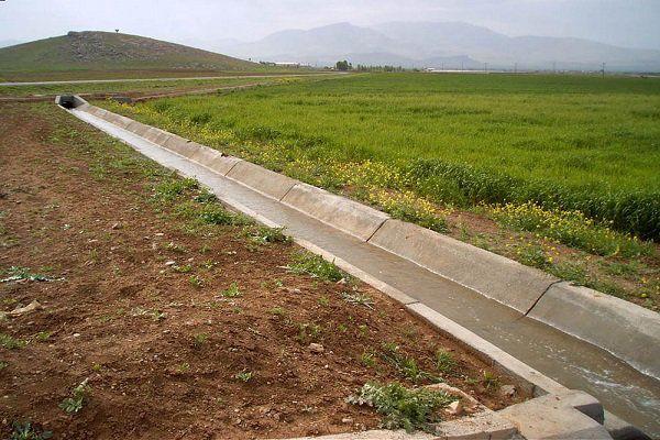 زهکشی ۲۰ هزار هکتار از اراضی کشاورزی گلستان به بهره برداری رسید