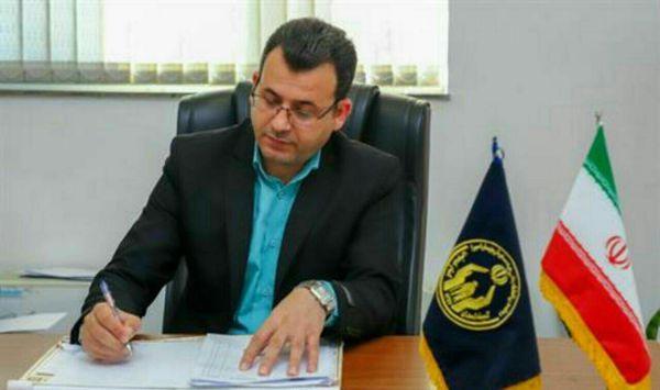 مدیر کل کمیته امداد گلستان منصوب شد