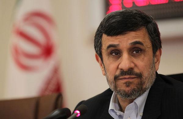 واکنش معنادار احمدی نژاد به تصویب CFT در مجلس!