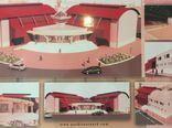 بهره برداری از بزرگترین خانه والیبال کشور در  شهرستان  گنبد کاووس تا پایان سال 99