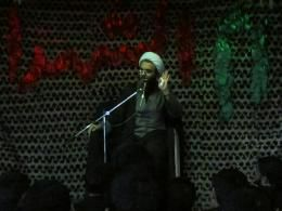 دانود سخنرانی حاج آقا قنبریان در هیأت منتظران حضرت مهدی(عج) شهرستان بهبهان