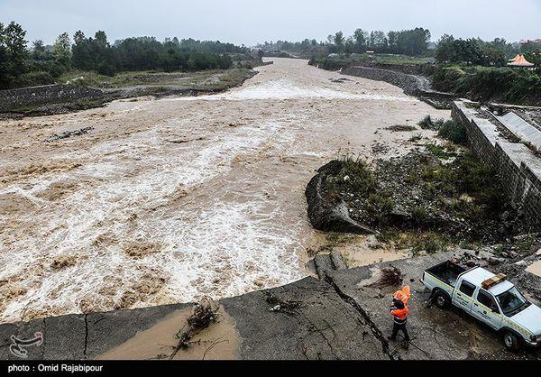 هشدار وقوع سیلاب ناگهانی در مناطق کوهستانی گلستان