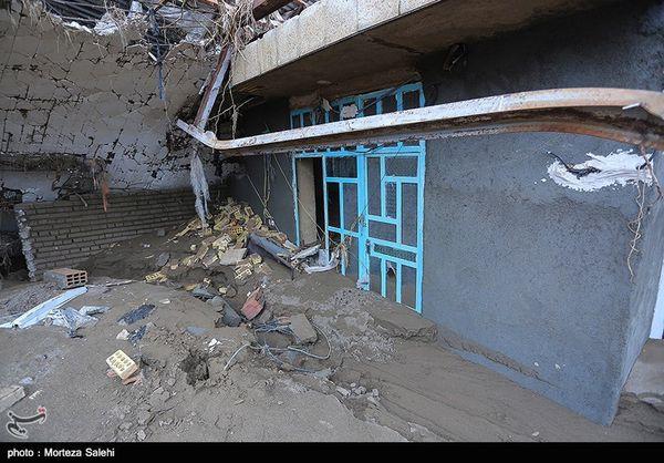 تعمیر ۱۳۷ واحد مسکونی در مناطق سیلزده گلستان تا ۱۵ روز دیگر به پایان میرسد
