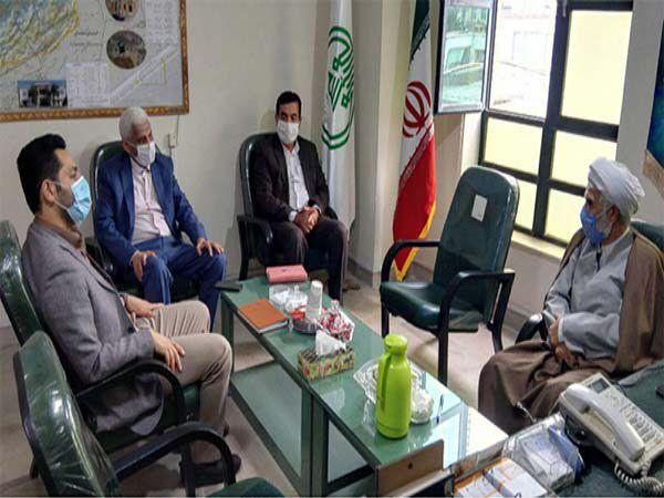دیدار اعضای بسیج رسانه با مدیرکل سازمان تبلیغات اسلامی گلستان