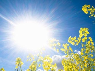 افزایش روند گرما در استان