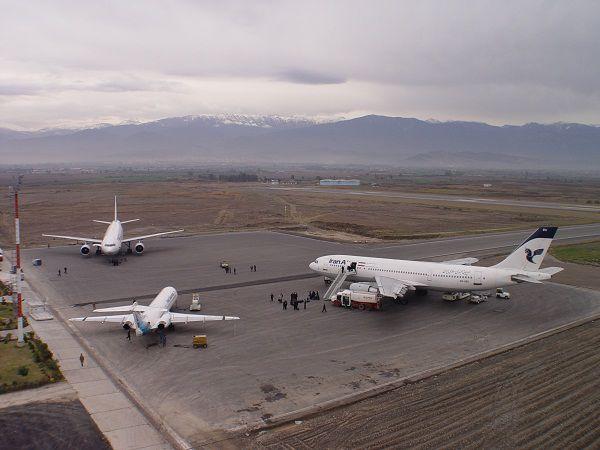 برنامه پرواز فرودگاه بین المللی گرگان دوشنبه ۱۷ اردیبهشت ماه