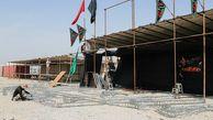 گلستانیها در مرز مهران روزانه ۱۰۰۰۰ پرس غذا توزیع میکنند