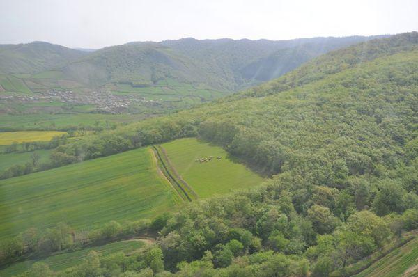رفع تصرف بیش از ۴۶ هزار متر از اراضی دولتی