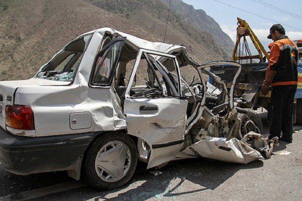 حوادث جادهای نوروز در گلستان ۱۸۰ مصدوم برجای گذاشت