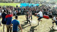 «دوفر» بازی محلی روستای فارسیان گلستان