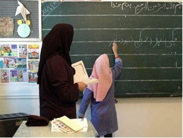 کمبود معلم در گرگان