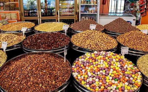 آجیل و خشکبار در بازار امروز کیلویی چند؟ (۹۹/۱۰/۲۴) + جدول قیمت