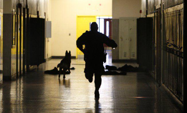 جرائم و خشونت در مدارس آمریکا
