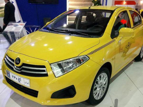 نوسازی ناوگان تاکسیرانی گرگان با خودرو برلیانس