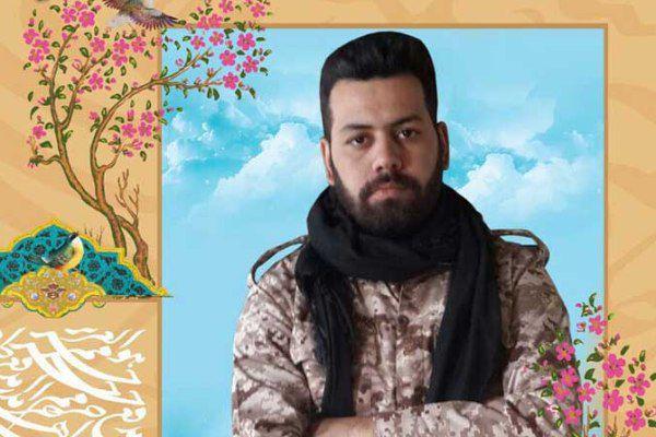 فیلم/ پیکر شهید مدافع حرم وارد کشور شد