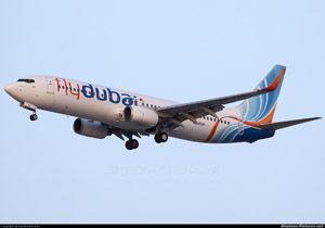 سقوط هواپیمای فلای دبی در روسیه+دانلود لحظه سقوط هواپیما فلای دبی