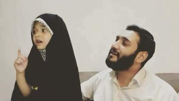 دانلود کلیپ همخوانی جانباز مدافع حرم حبیب عبداللهی