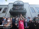 بزم کرونا در جشن شهرداری گرگان