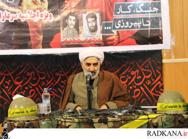 امروز آمریکا بخاطر خون شهدا از ایران می ترسد
