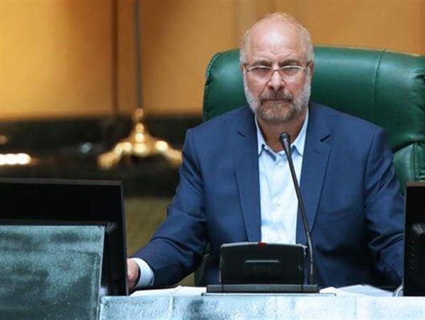 قالیباف با ۲۳۰ رأی رئیس مجلس ماند