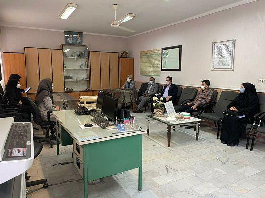 مانور بازگشایی مدارس در استان گلستان برگزار شد