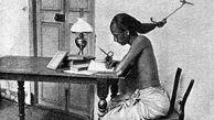 شیوه تعجب برانگیز درس خواندن در هند! + عکس