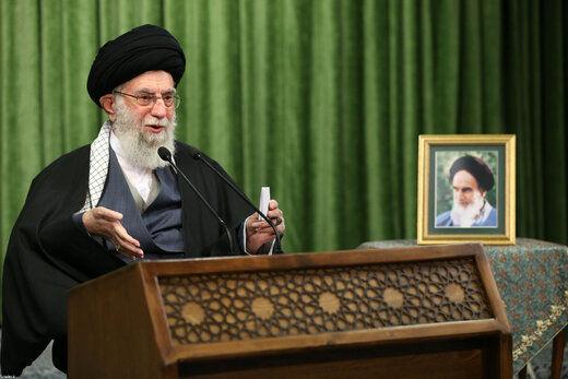 موضع قطعی و آخر رهبر انقلاب درباره برجام و تحریم ها