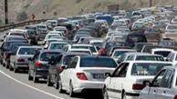 فیلم/ عاقبت زرنگ بازی در ترافیک!